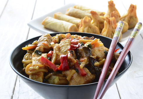 Oriental Garden 2 Cwmbran delicious authentic oriental cuisine