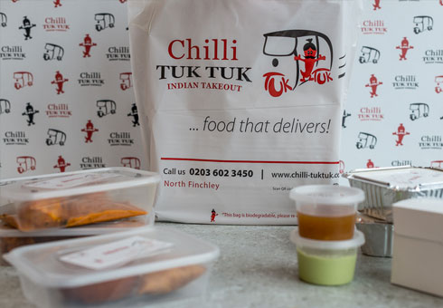 Chilli Tuk Tuk, London