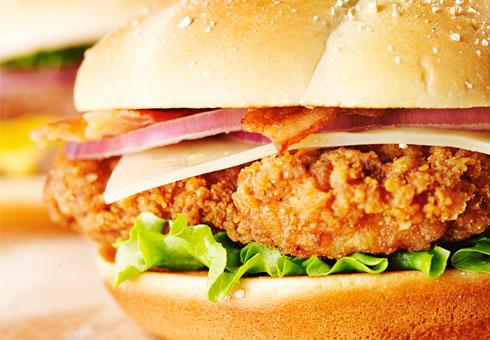 Sonali, Blackburn, delicious burger options