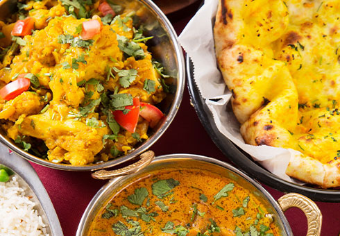 Heaton Balti Stockport wide range of authentic curry and balti dishes available as well as side options