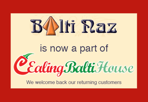 Ealing Balti House London