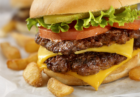 Marina Fish Bar, Old Harlow, delicious burger options
