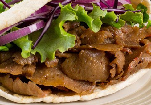 Marina Fish Bar, Old Harlow, delicious kebab options