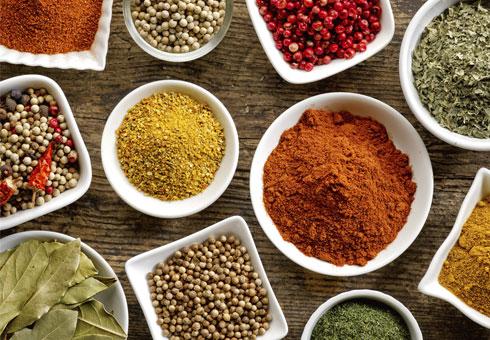 Variety of Indian Dishes. Jesmond Tandoori