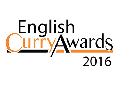 English Curry Awards 2016 & 2016