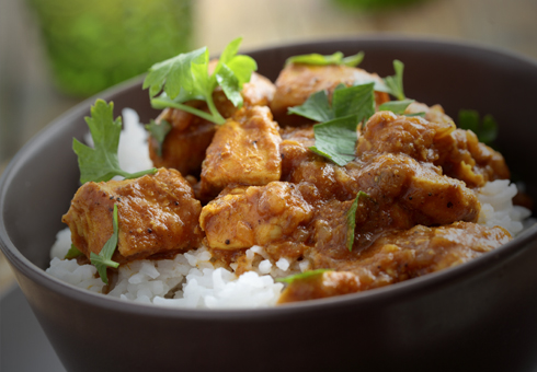 curry at Flash In The Pan, Lye