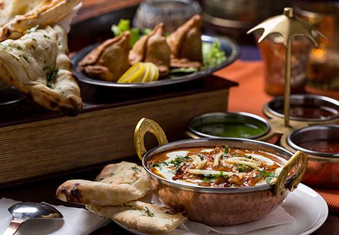 Traditional Indian Cuisine at Nagaria, Benfleet
