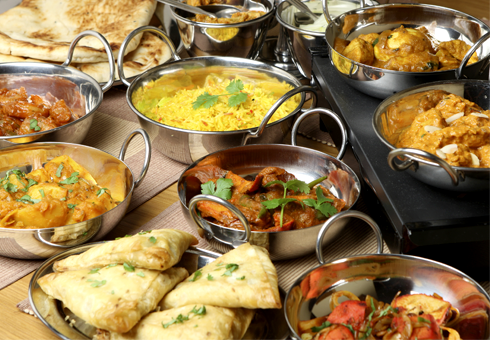 Blue Orchid is an authentic Indian takeaway located on The Butts in West midlands
