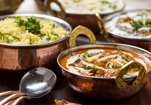 Delicious Indian Dishes at Khasturi, Surbiton