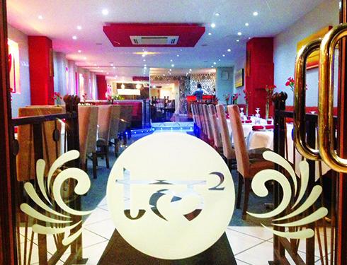 Dining Area, Taj Mahal 2 Chelmsford