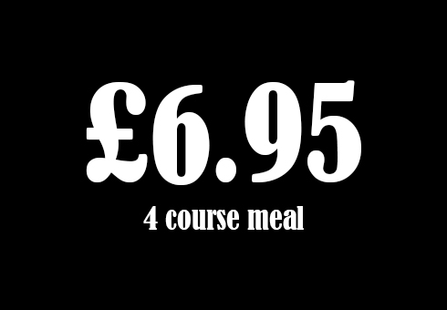 Lunch Meal Deals at Taj Mahal 2 - Chelmsford