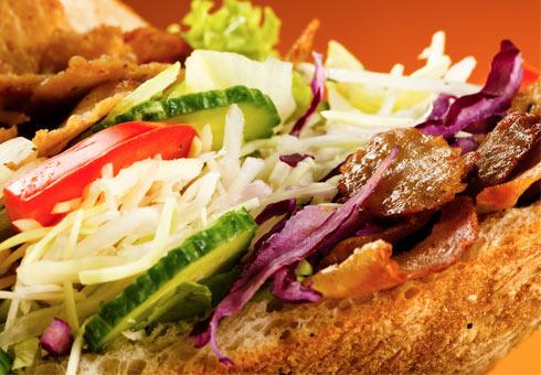 Kebab 2000, Southend, kebab