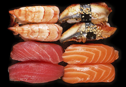 Tokyo Sushi, London, Sushi