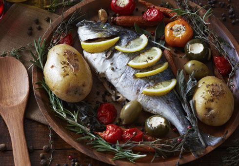 Right Time Tilbury freshly caught delicately cooked fish