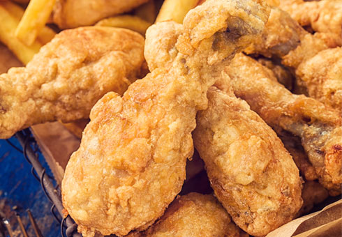 BasilCo, Cardiff, fried chicken
