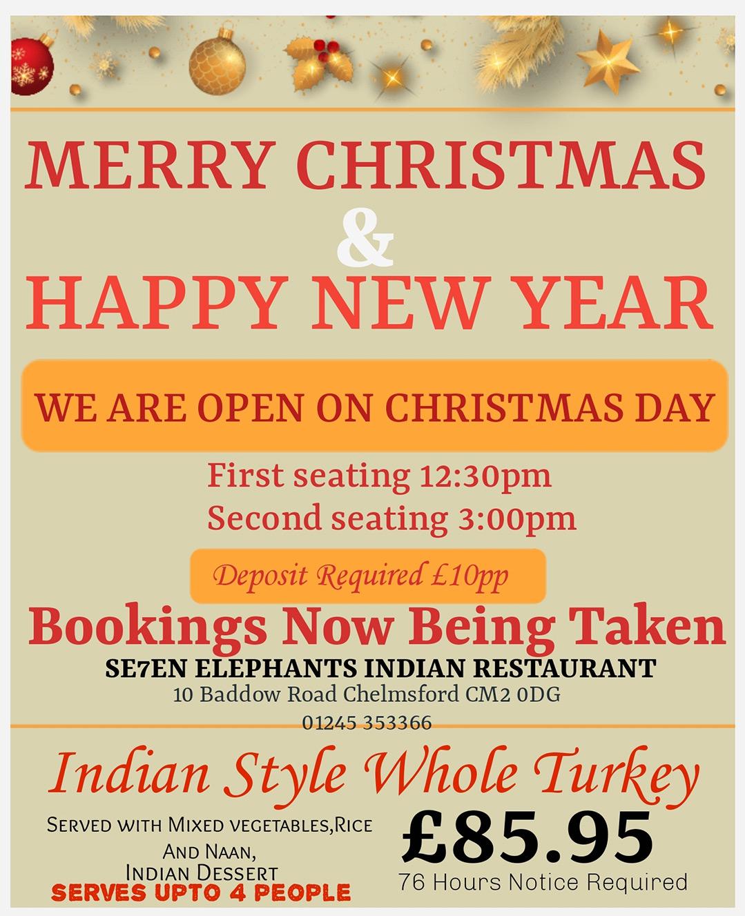 7 Elephants Indian