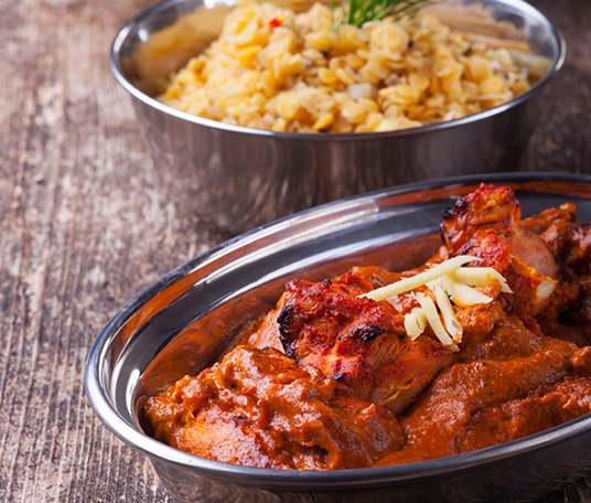 Traditional Curries at Indian Royal, Hertfordshire