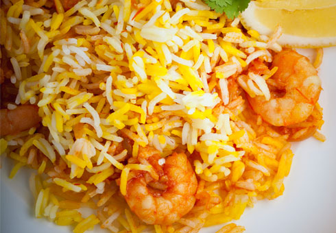 Indian takeaway located on Armada Street in Plymouth