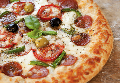 Top Hat Pizza In Manor Park E12 Pizza Takeaway